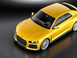 Φωτογραφία για Audi Sport Quattro Concept