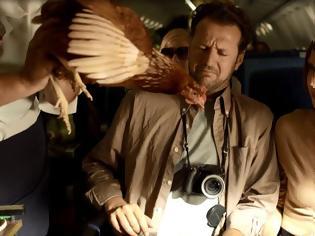 Φωτογραφία για Η AirBahal, ο ...πιλότος και τοκοτόπουλο ή ψάρι; για το μενού!!!