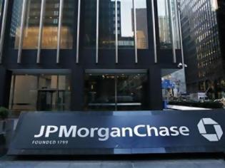 Φωτογραφία για Στα 920 εκατ. δολ. έκλεισε το πρόστιμο για την JP Morgan