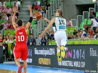 Φωτογραφία για Στον τελικό του Ευρωμπάσκετ η Λιθουανία