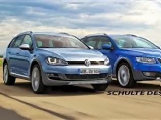 Φωτογραφία για Τα μελλοντικά υπερυψωμένα επιβατικά του ομίλου VW