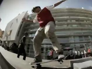 Φωτογραφία για Διαγωνισμός skateboard στη Βαρκελώνη! [Video]