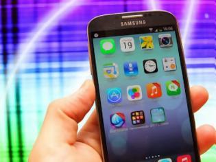 Φωτογραφία για Θέλεις το Android σου να μοιάζει ότι «τρέχει» το iOS 7; Δες εδώ