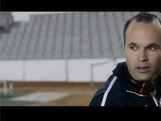 Φωτογραφία για Βίντεο: Και ηθοποιός ο Ινιέστα!