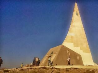 Φωτογραφία για Το Μνημείο των Πεσόντων του Υψώματος 731 του 5ου Συντάγματος των Θεσσαλών ...Ολοκληρώνεται! [video]