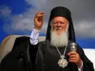 Φωτογραφία για Επίτιμος δημότης Θεσσαλονίκης θα ανακηρυχτεί ανήμερα του Αγ. Δημητρίου ο Οικουμενικός Πατριάρχης Βαρθολομαίος