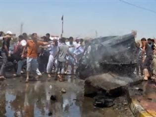 Φωτογραφία για Τουλάχιστον 12 νεκροί σήμερα στο Ιράκ