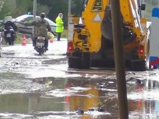 Φωτογραφία για Έκτακτη χρηματοδότηση για τις πλημμύρες στην Τριφυλία
