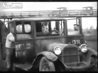 Φωτογραφία για Έτσι ήταν τα promo των αυτοκινήτων το 1920 [video]