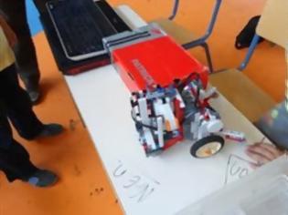 Φωτογραφία για Στην Ολυμπιάδα Εκπαιδευτικής Ρομποτικής μαθητές από την Πάτρα