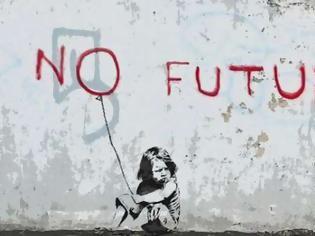 Φωτογραφία για H νέα «No Future» γενιά