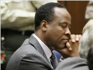Φωτογραφία για Αποφυλακίζεται τη Δευτέρα ο γιατρός του Μάικλ Τζάκσον