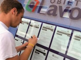 Φωτογραφία για Νέο αρνητικό ρεκόρ για την ανεργία στην Ιταλία