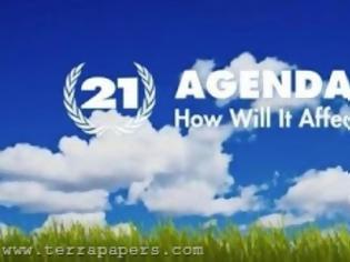 Φωτογραφία για Η Agenda 21 και τα Μεταλλαγμένα Τρόφιμα (Ντοκιμαντέρ)