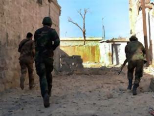 Φωτογραφία για Συριακό φυλάκιο στη μεθόριο με το Ιράκ κατελήφθη από κούρδους μαχητές