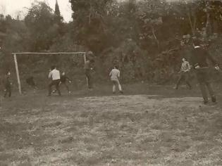 Φωτογραφία για 3768 - Ποδόσφαιρο στο Άγιο Όρος (φωτογραφίες)