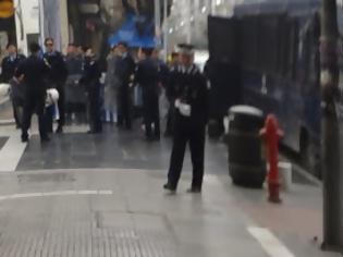 Φωτογραφία για Ξεκίνησε ήδη η παρέλαση στην Τσιμισκή από την... αστυνομία!(ΦΩΤΟ)