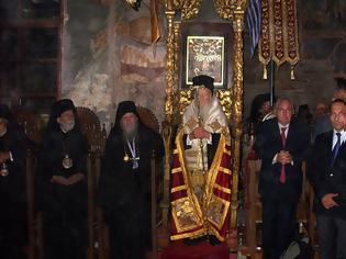 Φωτογραφία για Κεραυνοί Βαρθολομαίου στο Αγ. Ορος
