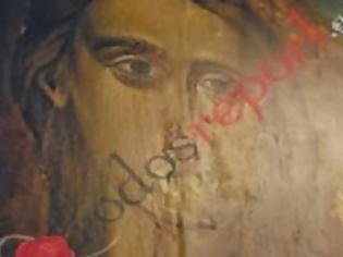 Φωτογραφία για Ρόδος: Χτυπούν οι καμπάνες στην Ιαλυσό! Δάκρυσαν οι εικόνες του Ταξιάρχη!