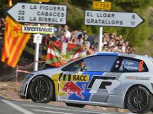 Φωτογραφία για WRC: Ο τίτλος κατασκευαστών στη Volkswagen