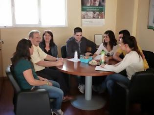 Φωτογραφία για Επίσκεψη της Νεολαίας των Ανεξάρτητων Ελλήνων στη Γραμμή Ζωής