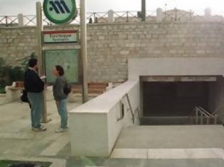 Φωτογραφία για Κλειστός ο σταθμός του Μετρό «Σύνταγμα»