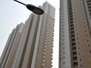 Φωτογραφία για Κινέζοι βρήκαν απίστευτο τρόπο για να μειώσουν το κόστος κατασκευής πολυκατοικίας...
