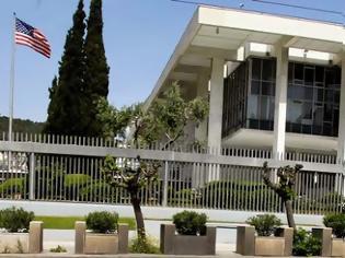 Φωτογραφία για Spiegel: Η ταράτσα της αμερικανικής πρεσβείας στην Αθήνα είναι κέντρο παρακολουθήσεων [εικόνα]