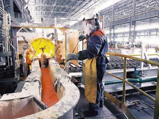 Φωτογραφία για Μειώθηκαν κατά 1,7% οι τιμές παραγωγού στη βιομηχανία