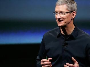 Φωτογραφία για Ο Tim Cook λέει στους υπαλλήλους ότι η επιχείρησή της Apple ποτέ δεν ήταν ισχυρότερη