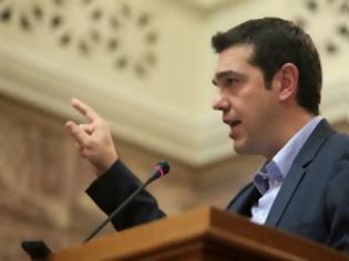"""Φωτογραφία για Αλ. Τσίπρας: Κοινοβουλευτικός """"λιποτάκτης"""" ο Σαμαράς"""