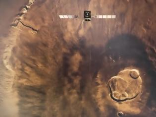 Φωτογραφία για Τρισδιάστατη απεικόνιση της επιφάνειας του Άρη!