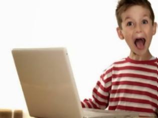 Φωτογραφία για Τα παιδιά μαθαίνουν τα γκάτζετ πριν μιλήσουν!