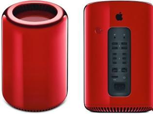 Φωτογραφία για MacPro με κόκκινο χρώμα και..νέο σχέδιο...