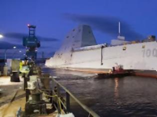 Φωτογραφία για Το πολεμικό ναυτικό των ΗΠΑ μόλις καθέλκυσε το πιο τρομακτικό όπλο του