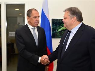 Φωτογραφία για Επιχείρηση αναθέρμανσης των ελληνορωσικών σχέσεων
