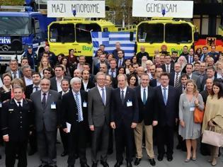 Φωτογραφία για Εξήντα δήμαρχοι συνεργαζόμενοι με τους Γερμανούς