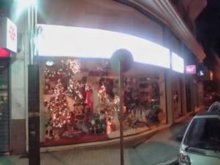 Φωτογραφία για Kι από... Οκτώβρη, Χριστούγεννα στα Τρίκαλα!