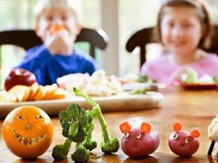 Φωτογραφία για Οι 10 καλύτερες διατροφές για την ανάπτυξη του παιδιού σας