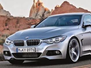 Φωτογραφία για Νέα BMW Σειρά 4 Gran Coupe το 2014