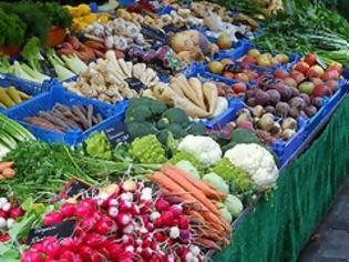 Φωτογραφία για Φρούτα και λαχανικά: Τρώτε και τη φλούδα!