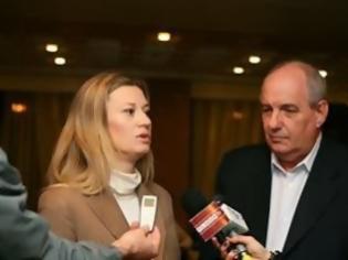 Φωτογραφία για Νέα κοινή δυναμική δράση των βουλευτών των Ανεξάρτητων Ελλήνων Τέρενς Κουίκ και Ραχήλ Μακρή