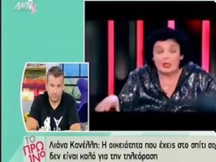 Φωτογραφία για Η οργισμένη αντίδραση του Λιάγκα σε όσα είπε η Λιάνα Κανέλλη για τα τηλεοπτικά ζευγάρια!