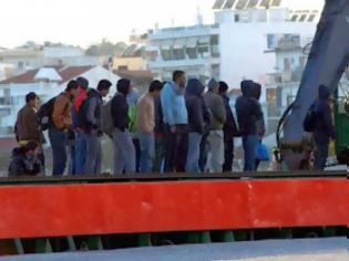 Φωτογραφία για Σύλληψη 22 παράνομων μεταναστών στη Μυτιλήνη