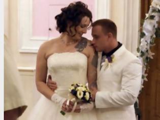 Φωτογραφία για Δείτε γιατί αυτός ο γαμπρός δεν θα σκεφτεί καν να απατήσει αυτή τη νύφη [Photos]