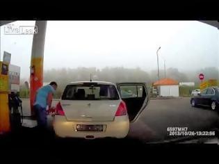 Φωτογραφία για Αυτός ο άντρας έχει ένα πτώμα στο πορτ-μπαγκάζ του; [video]