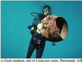 Φωτογραφία για Η δόξα της Ελλάδας λεηλατείται στους βυθούς της θάλασσάς της