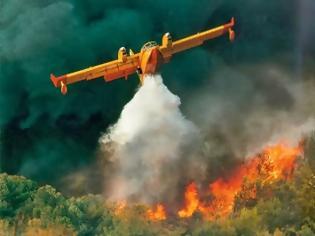 Φωτογραφία για Φθιώτιδα: Δυο πυρκαγιές σε εξέλιξη στην περιοχή του Δομοκού
