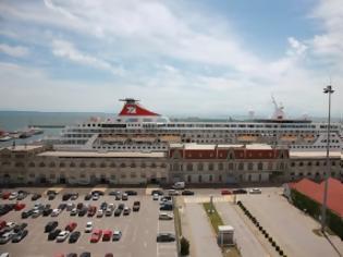 Φωτογραφία για Συνεχίζεται στη Θεσσαλονίκη η «εισβολή» κρουαζιερόπλοιων