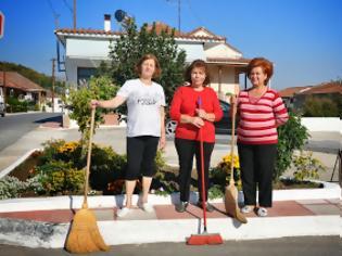 Φωτογραφία για Κρήνη Τρικάλων: Ένα χωριό παράδειγμα καθαριότητας στη Θεσσαλία
